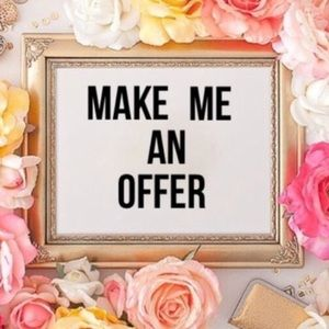 I ACCEPT ALL OFFERS